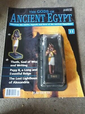hachette the gods of ancient egypt thot issue 11