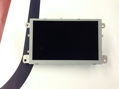 "Audi Q5 8R A5 S5 8T A6 4F Monitor Display MMI 3G High 7"" 8R0919604"