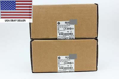 *Ships Today* 2017 Allen Bradley 1762-L40BWA 40 Point Controller AB New Sealed