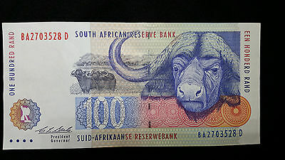 South Africa 100 Rand 1994 Banknote