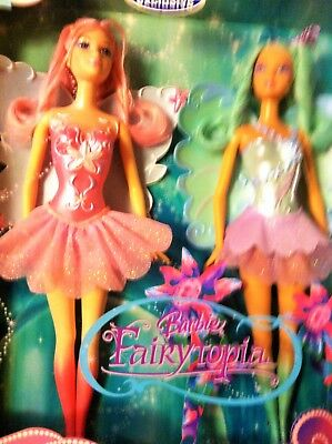 Fairytopia   2 dolls Barbie doll