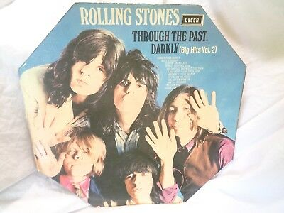 Rolling Stones Through the past darkly, (big hits Vol 2) Vinyl Album