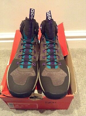 Men's Nike Lunar Incognito Hiking Boots, UK Size 10