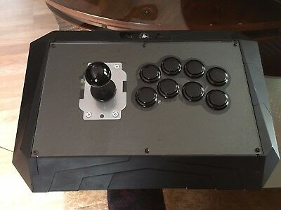 Custom Sanwa Fightstick/Arcadestick (Includes Old Parts) (PS3/PS4)