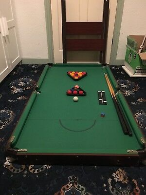 Snooker Table 4ft4 Approx