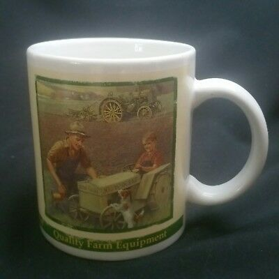 John Deere 2005 Collector Series Coffee Cup Mug #31051