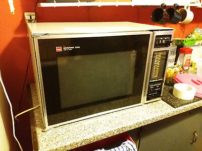 Sharp Industrial microwave oven