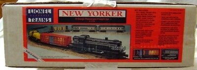 Lionel 6-11744 New Yorker O Gauge Passanger/freight Set