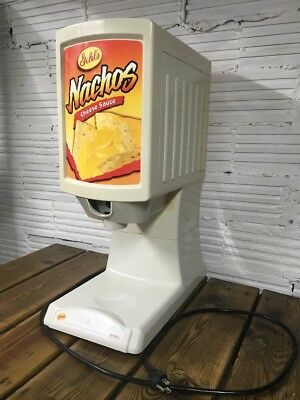 GEHL's Hot Top 2 Nacho Cheese Dispenser    In Good, Pre-owned Condition