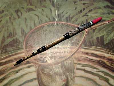 Traditional Hand Made Quill Tipped Stepped Norfolk Reed Waggler Fishing Float