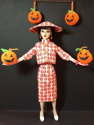 Madame M Designs Presents Pumpkin Patch for Gene Marshall & Friends (OOAK)