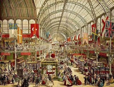 The Crystal Palace & The Great Exhibition of 1851 27 books in PDF format on disc