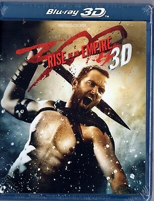 300: Rise of an Empire (Blu-ray 3D +2D version Blu-ray)