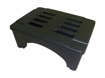 Forte Products 8002031 SureStack Plastic Dunnage and Storage Rack 1500 Lb. Lo...