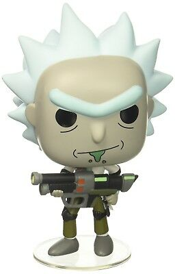 "FUNKO POP! 12439 ""Weaponized Rick"" Rick and Morty Vinyl Toy"