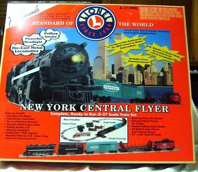 Lionel 6-21990 New York Central Flyer