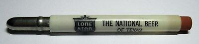Lone Star Beer Pencil The National Beer Of Texas
