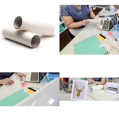12 x 30 Great General High Tack Paper Wide  Transfer Tape Backing Paper Vinyl