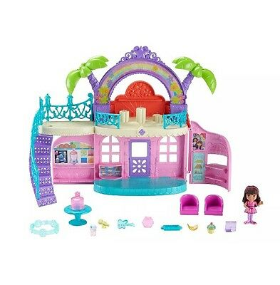 Fisher-Price Nickelodeon Dora and Friends Cafe Toy