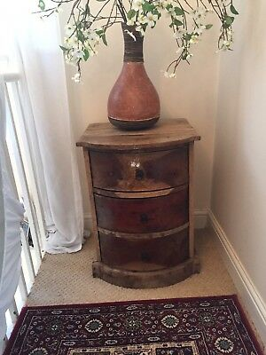 Antique Victorian Style Chest Of Drawers