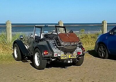 Jc Midge Mk2  See Two Action Viideo's *home Construction Hand Built Special