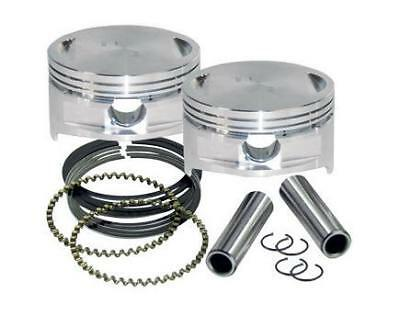 S and S Cycle 92-1211 Forged Piston Sets