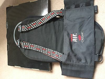 Rukka Air - Back Protector - Outlast size Large
