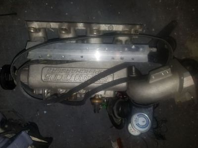 Jackson Racing Supercharger civic crx rare d16 JRSC