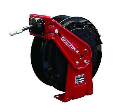"Reelcraft RT650-OHP 3/8"" x 50ft. 4800 psi for Grease Service with Hose"
