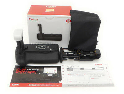 Canon BG-E13 Battery Grip. AA Battery Magazine. Box For EOS 6D