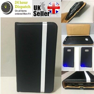 Samsung Galaxy S7 Edge and S6 Power Charger Wallet Case