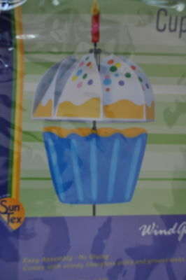Premier Kites Wind spinner Cup cake Birthday cake - NEW