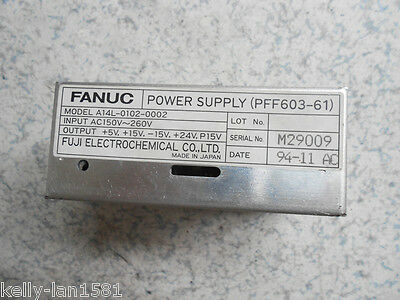 1PC Used Fanuc A14L-0102-0002 Power Supply AC150V-260V In Good Condition