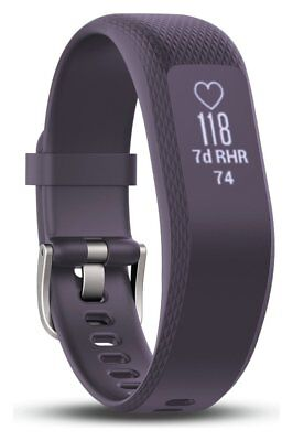 Garmin Vivosmart 3 Purple Regular Fitness Activity Tracker From Argos on V101293
