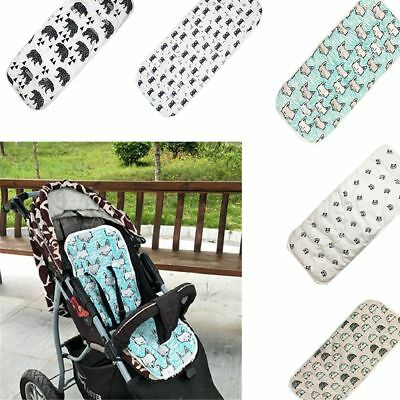 Hot Warm Cotton Baby Kids Stroller Pushchair Soft Car Seat Liner Pad Mat Cushion