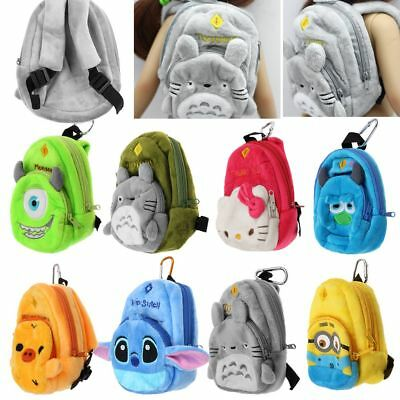 Lovely Bag Plush Cartoon Backpack for American Girl of 18 Inch Doll Accessories