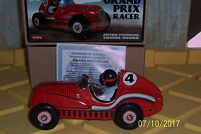 NEW Schylling Collector Series Spiral Race Car with box