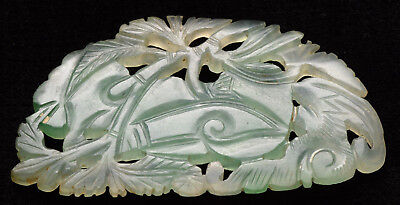 Chinese jade or hardstone carving