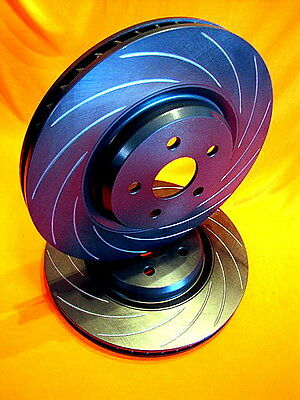 VE HSV GTS R8 MALOO CLUBSPORT VMAX SLOTTED FRONT Disc Brake Rotors 365mm PAIR
