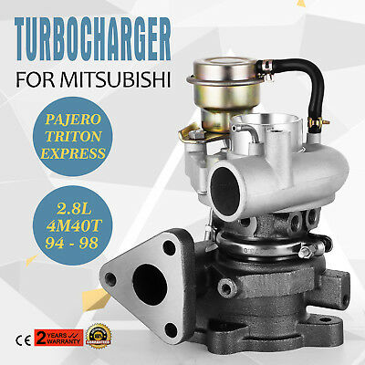 Fine for Mitsubishi Shogun L200 TD04 TF035 2.8L 4M40 Water Turbocharger For