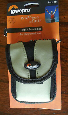 Lowepro Rezo 10 Digital Camera Bag, Pouch, Case Leaf Green for Cell phones & MP3