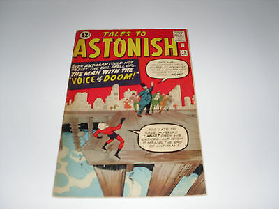 Tales To Astonish 42 : VG