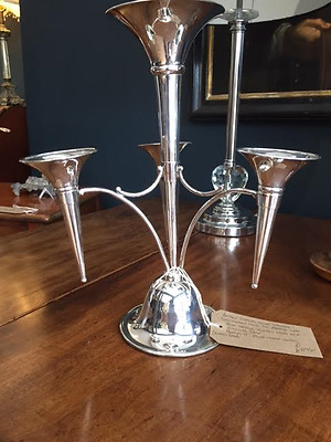 Sterling Silver Epergne