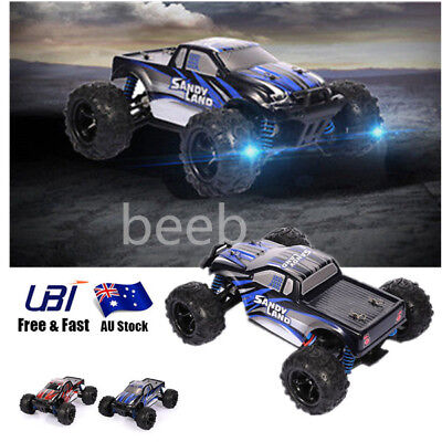 2.4G Remote Control Fast speed Car 1:18 Desert Racing 40KM/h Car for Kids Toys