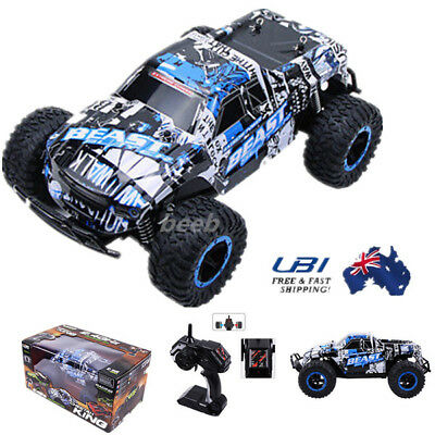 1:16 Remote 2.4G 25KM/H Rock Crawler Off Road Crawler Climbing RC Car Gifts Pro