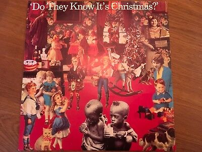 """Band Aid Do they know it's christmas 12"""" mix"""