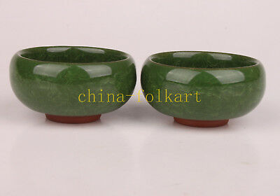 2 Green Porcelain Teapot Within Fish Gift Collection