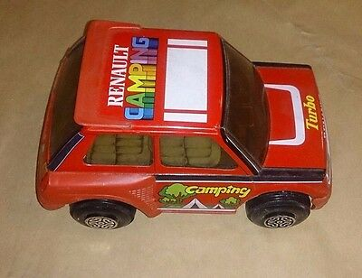 Renault Camping Turbo Obertoys Made In Spain Rare