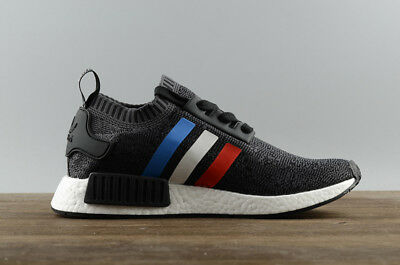Adidas NMD_R1 pk Men's Running Trainers Shoes Black