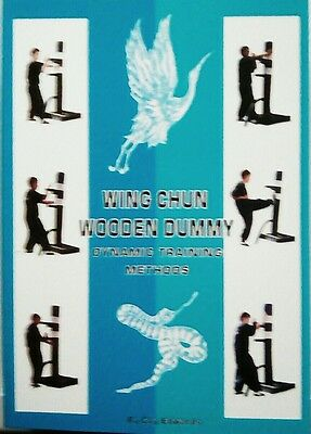 WING CHUN WOODEN DUMMY Dynamic Training Methods by Guy Edwards kung fu fighting